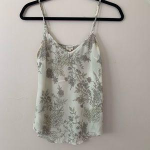Wilfred Silk Floral Camisole